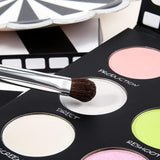 15 Color Scene Stealer Eye Shadow Palette & 4 PC Eye Makeup Brush DOCOLOR OFFICIAL