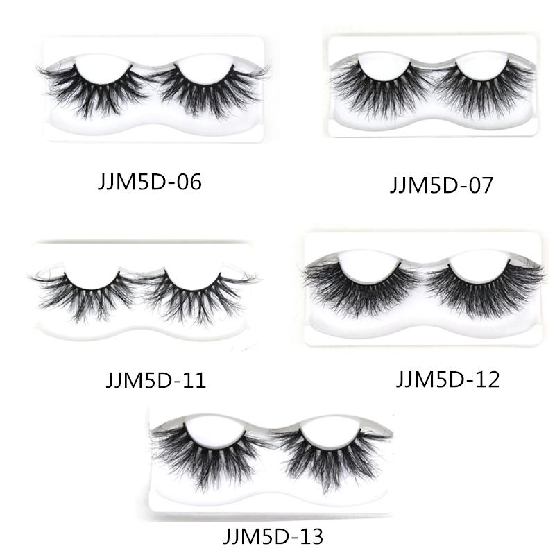 5D Dramatic Mink Lashes (One Pair)-JJM5D-07 DOCOLOR OFFICIAL