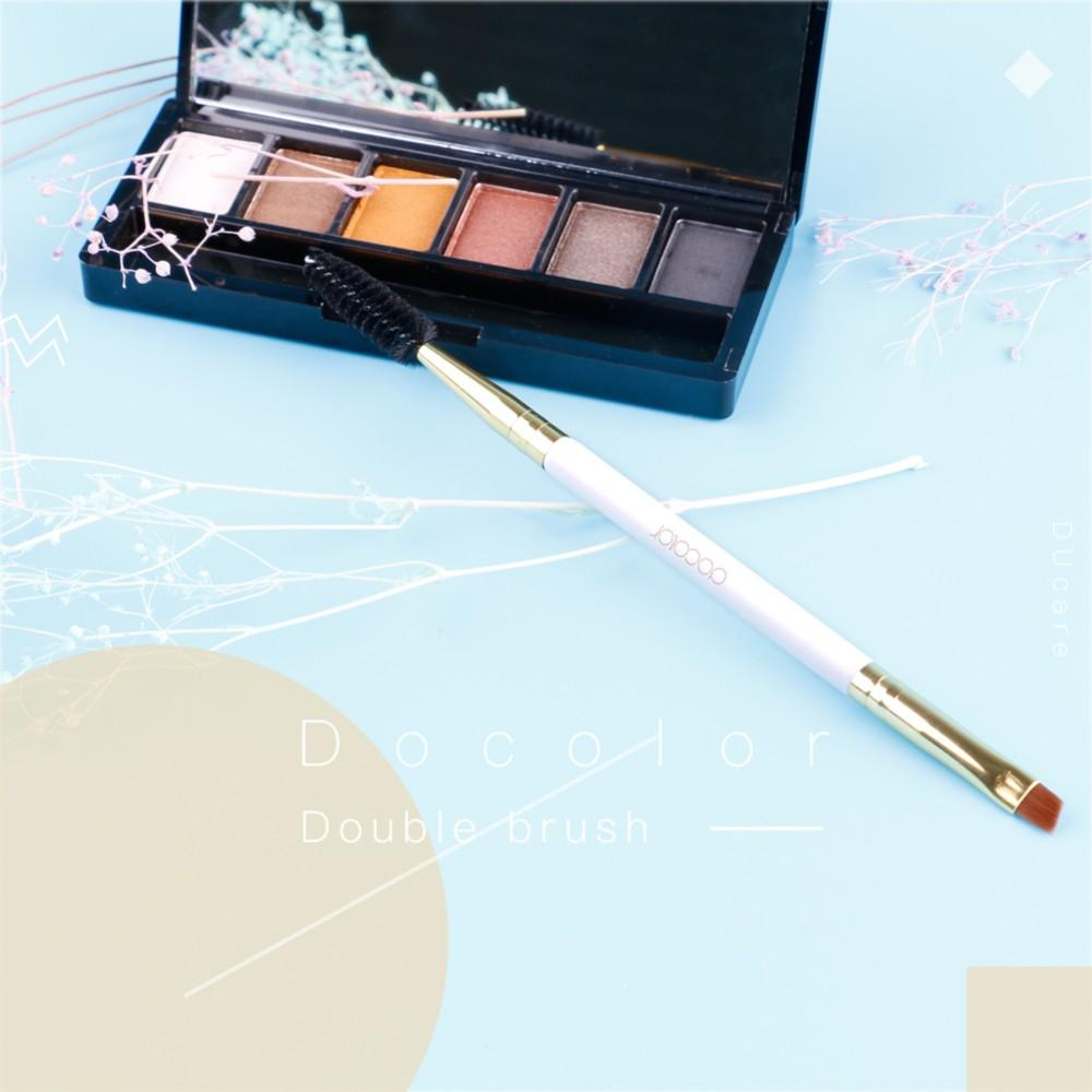 Angled Eye Brow Brush DOCOLOR OFFICIAL