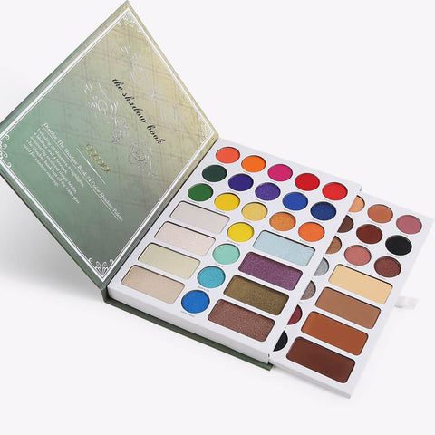 Book Shadow Palette - 54 colors DOCOLOR OFFICIAL