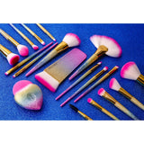 Fantasy Collection - 19 piece Makeup Brush Combination DOCOLOR OFFICIAL