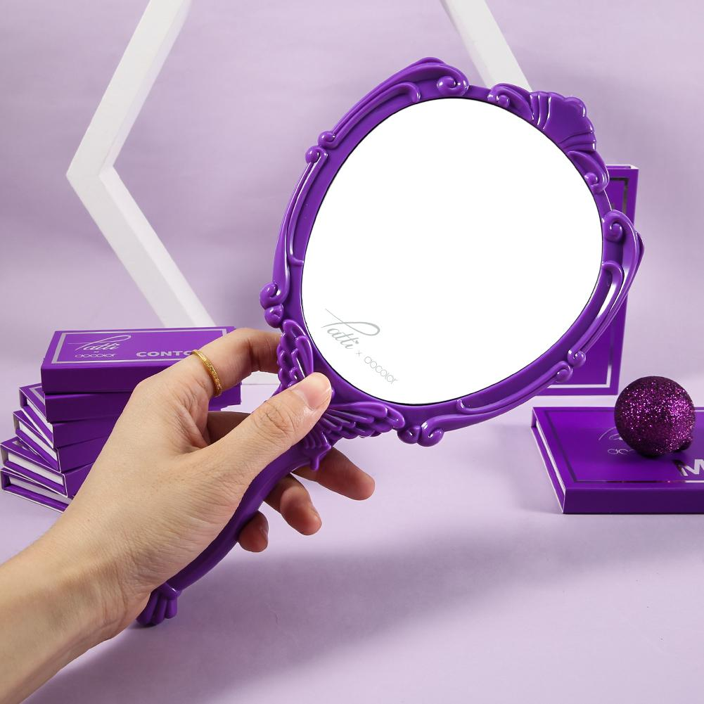 Hi Mirror – Tatti & Docolor Butterfly Hand Hold Mirror DOCOLOR OFFICIAL