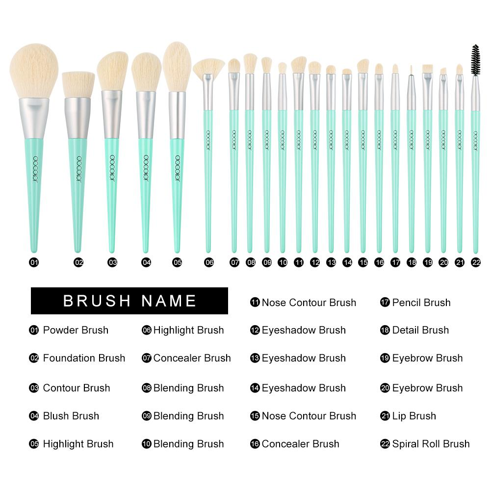 Ice - Love Brush Set DOCOLOR OFFICIAL