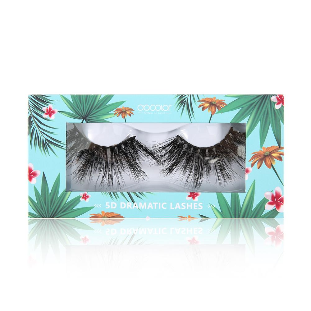 Keep Palm & Carry ON 5D Dramatic Mink Lashes (One Pair) DOCOLOR OFFICIAL