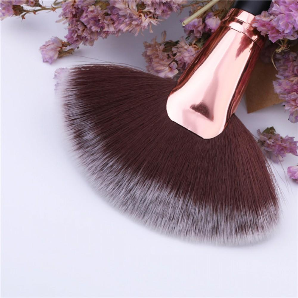 Large Fan Brush DOCOLOR OFFICIAL
