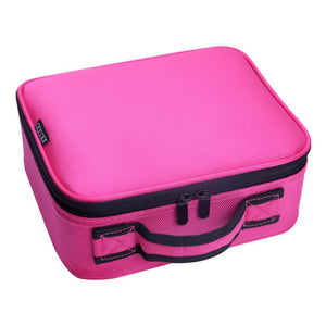 Professional Makeup Train Case DOCOLOR OFFICIAL