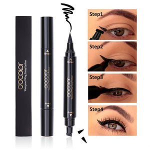 Waterproof Wing Stamp Eyeliner DOCOLOR OFFICIAL