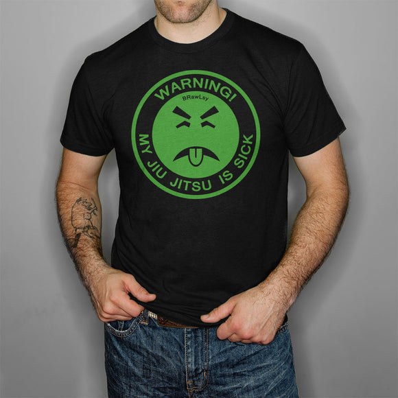 Mr Yuk BJJ T-Shirt