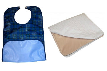 Bibs, Incontinence - Adult