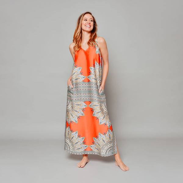 Libby Dress - Sunburst - Kireina Australia