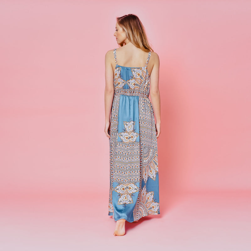 Maisy Dress - Aquamarine - Kireina Australia