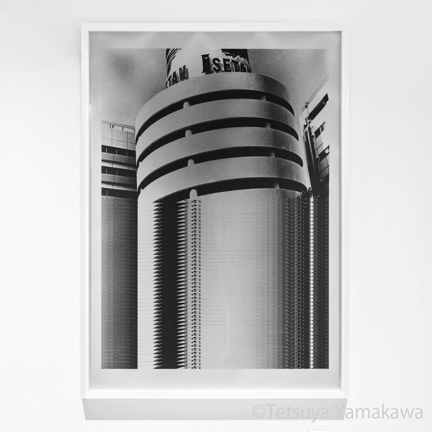SR-03 LIMITED EDITION SILVER ART PRINT