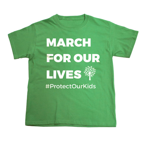 March For Our Lives Youth T-shirt
