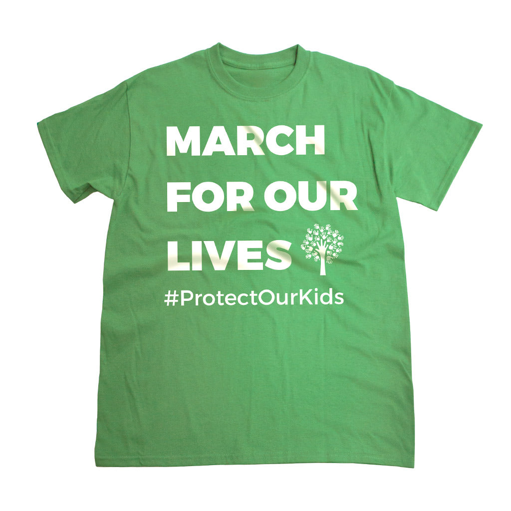March For Our Lives Mens T-shirt