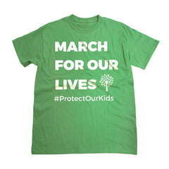 March For Our Lives Womens T-shirt