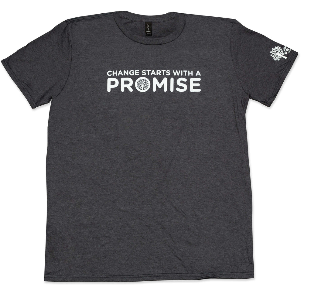 Change Starts with a Promise T-Shirt