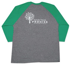 Change Starts with a Promise Baseball T-Shirt