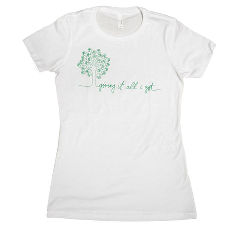 Giving It All I Got Youth T-shirt