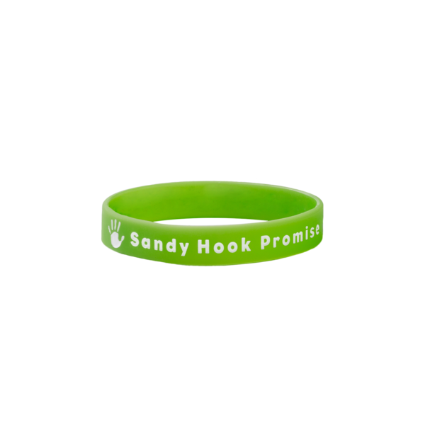 100 Sandy Hook Promise Wristbands