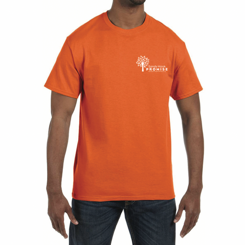 Orange SAVE Promise Club T-Shirt