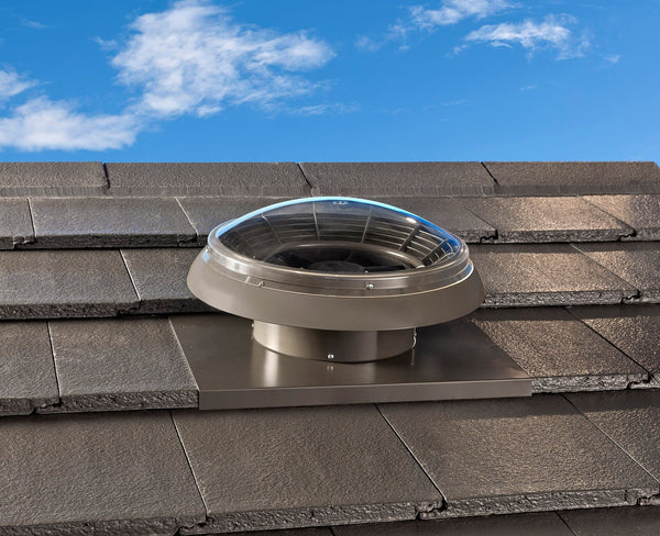 Bradford Ventilation AiroMatic Powered Roof Vent (Perth)-The Home Insulation Team