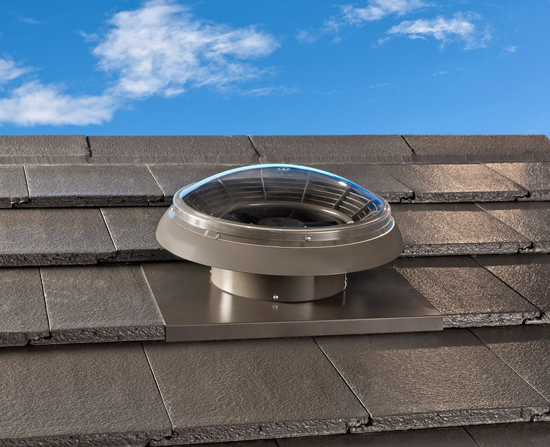 Bradford Ventilation AiroMatic Powered Roof Vent (Adelaide)-The Home Insulation Team