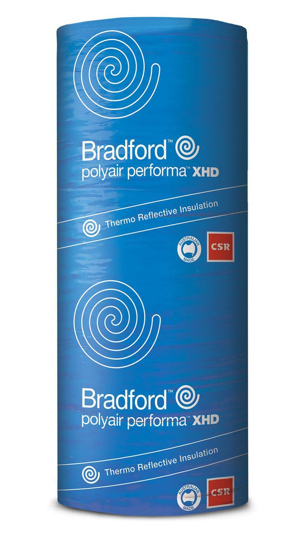 Bradford Polyair Performa XHD Shed and Garage Insulation (Adelaide)-The Home Insulation Team