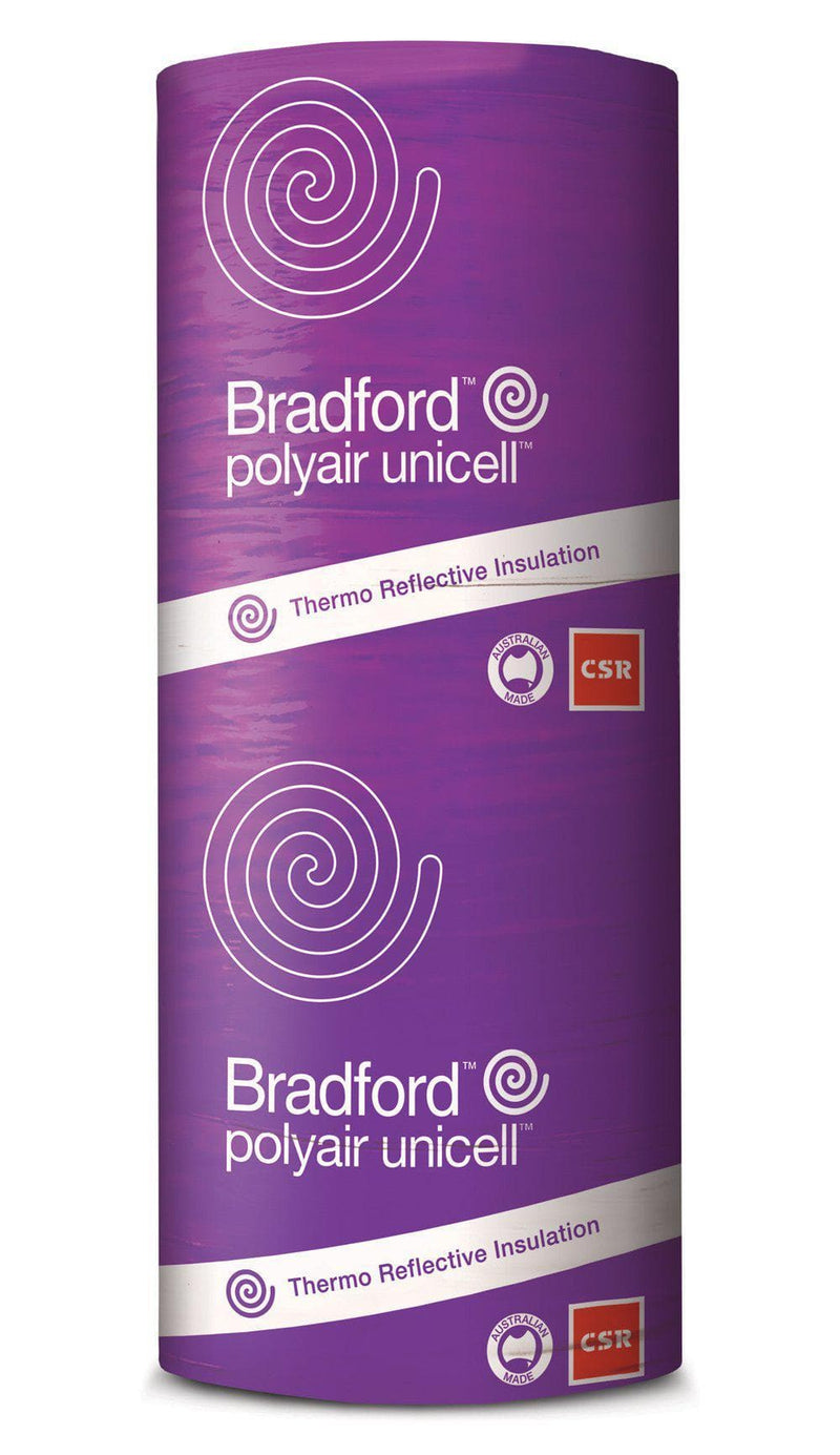 Bradford Polyair Unicell Shed and Garage Insulation (Adelaide)-The Home Insulation Team