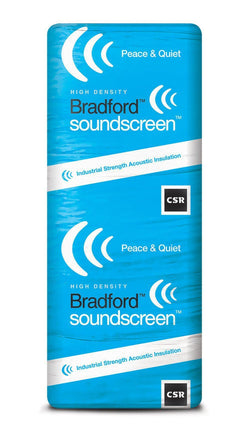 Bradford SoundScreen Acoustic Wall Insulation Batts (Perth)-The Home Insulation Team