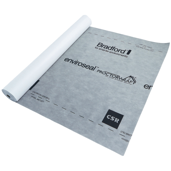 Bradford Enviroseal Proctorwrap CW (Adelaide)-The Home Insulation Team
