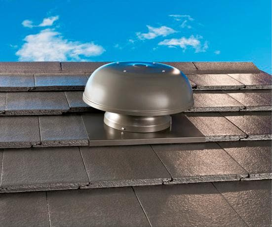 Bradford Ventilation Maestro BAL Powered Roof Vent (Adelaide)-The Home Insulation Team