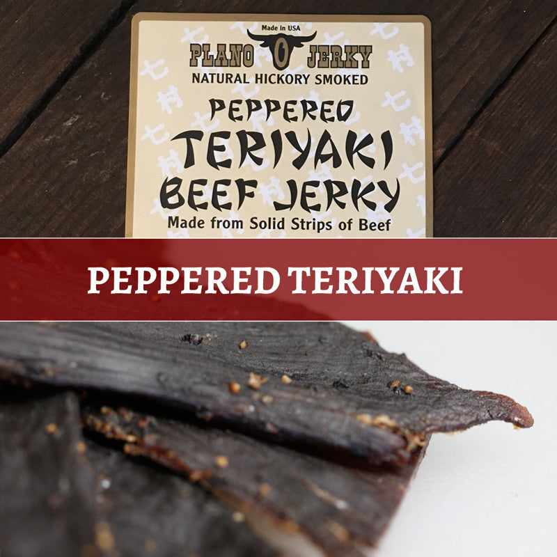 Teriyaki, Coarse Pepper