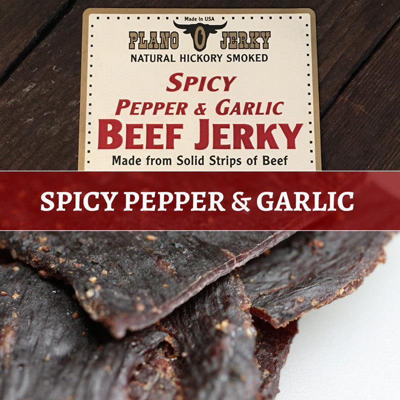 Spicy Pepper & Garlic