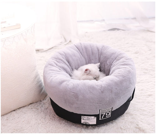 The Comfy Fluffy Pet Bed