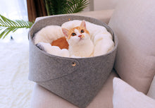 Load image into Gallery viewer, The Comfy Fluffy Pet Bed