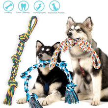 Load image into Gallery viewer, 12 Pack Dog Rope Toys