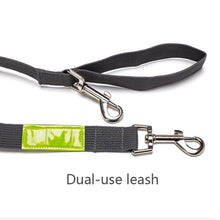 Load image into Gallery viewer, Detachable Belt Dog Leash