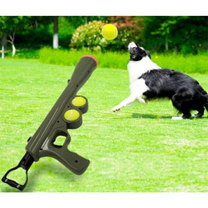 Bazook Tennis Ball Gun My Pets Gate
