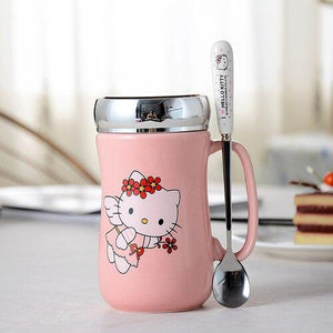 Creative Cartoon Cat Mug My Pets Gate