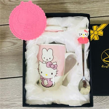 Load image into Gallery viewer, Creative Cartoon Cat Mug My Pets Gate Marvellous Gift Package