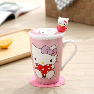 Creative Cartoon Cat Mug My Pets Gate Plain packing 7