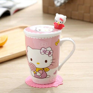 Creative Cartoon Cat Mug My Pets Gate Plain packing Amused