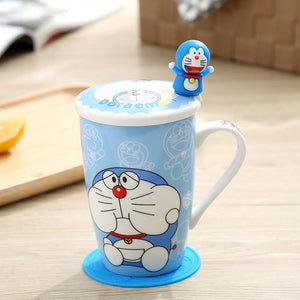 Creative Cartoon Cat Mug My Pets Gate Plain packing Bored