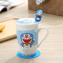 Load image into Gallery viewer, Creative Cartoon Cat Mug My Pets Gate Plain Single Happy Cat