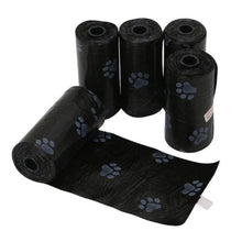 Load image into Gallery viewer, Pet Biodegradable Waste Bags dog accessories My Pets Gate Light Yellow