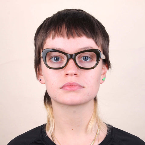Vintage Cat Eye Glasses Frames