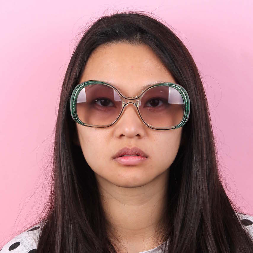 Vintage Oversized Sunglasses