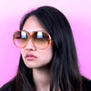 Vintage Oliver Goldsmith Onza Sunglasses