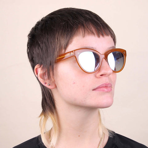 Oliver Peoples Roella Cat Eye Sunglasses
