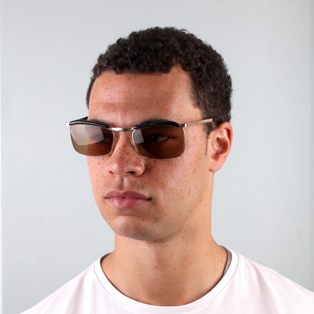 Vintage Optima Gold Filled Sunglasses